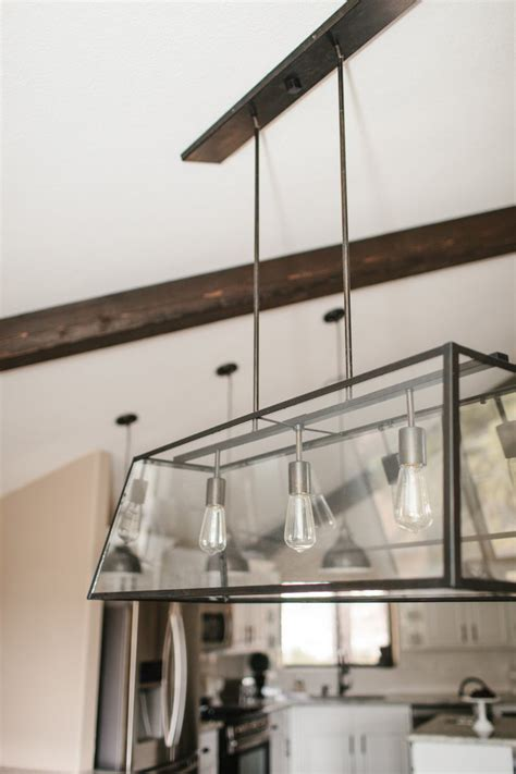 greenhouse chandelier the dining room breakfast bar vacation home remodel