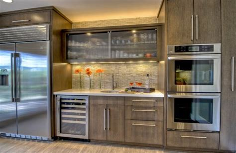 glass door for kitchen 28 kitchen cabinet ideas with glass doors for a sparkling