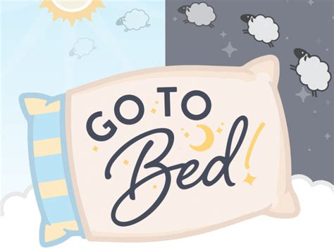 to bed announcing the launch of go to bed 14 easy steps to