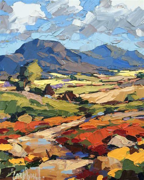 painting landscapes best 25 acrylic landscape painting ideas on