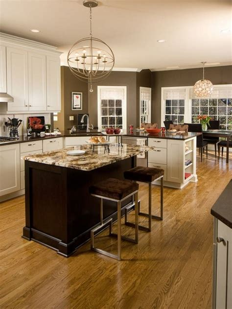 choosing paint colors for kitchen cabinets best 25 chocolate brown walls ideas on