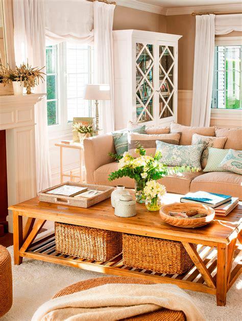 decoracion de mesas de salon c 243 mo decorar y aprovechar la mesa de centro