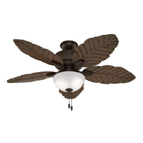 outdoor ceiling fan light kits fan 52 quot outdoor ceiling fan with led light kit