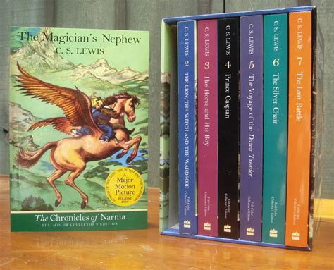 narnia picture books the five best children s book series 1 the chronicles