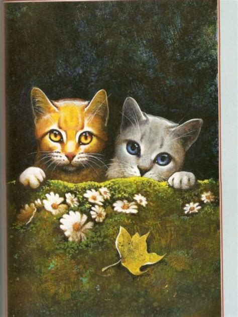 cat painting guide 72 best images about warrior cats ultimate guide on