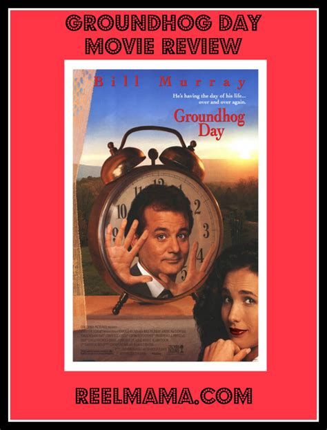 groundhog day review groundhog day the a seriously hilarious of