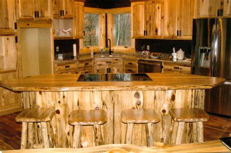 kitchen cabinets rustic 4 materials for rustic kitchen cabinets midcityeast