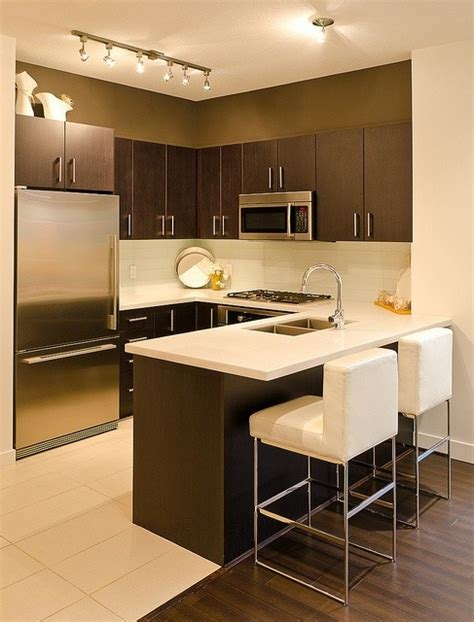 contemporary kitchen design for small spaces how to make small kitchen look bigger interior for