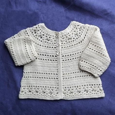 simple baby sweater to knit simple crochet baby sweater crochet and knit