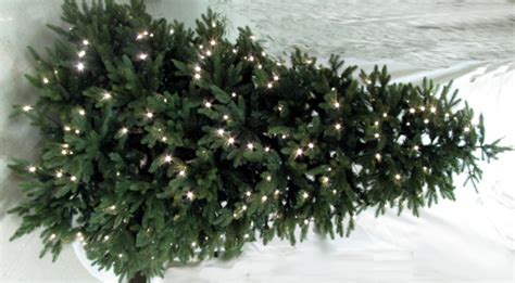 tree led pre lit artificial trees mini unlit and pre lit trees