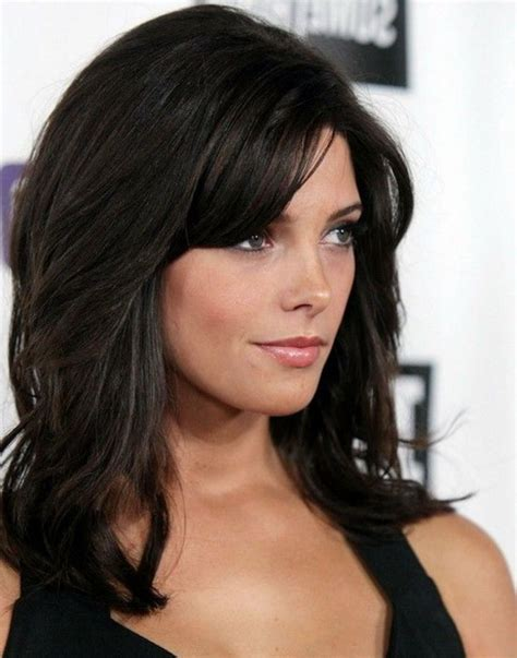 shoulder length lots of layers hair styles photos medium haircut with lots of layers black