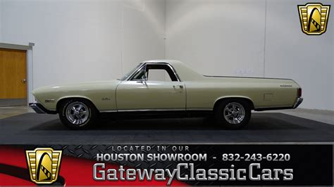 paint with a twist o fallon il 1968 chevrolet el camino classic cars for sale 62 used