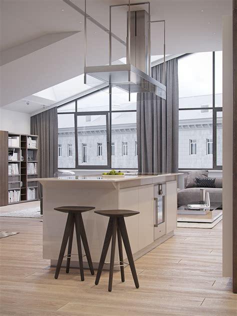 modern kitchen designs with island modern kitchen island design interior design ideas