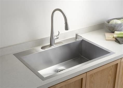 single kitchen sink single bowl kohler kitchen sink contemporary kitchen