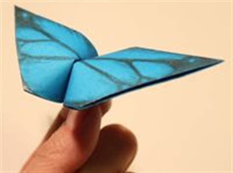 flapping butterfly origami how to make an origami butterfly that flaps