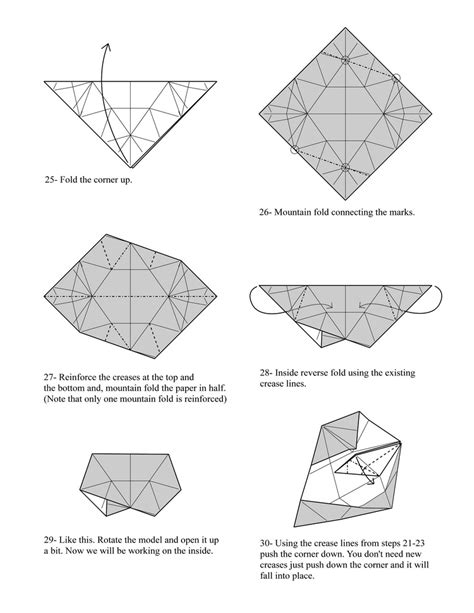 origami puzzle origami burr puzzle page 5 para yadira well here it is