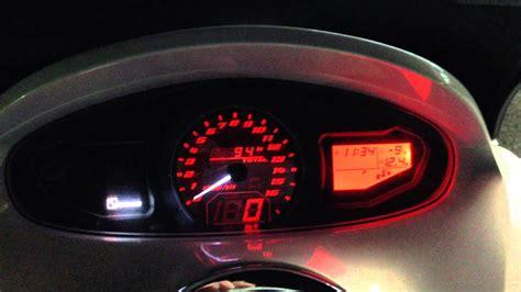 Pcx 2018 Speedometer by Kitako Speedometer