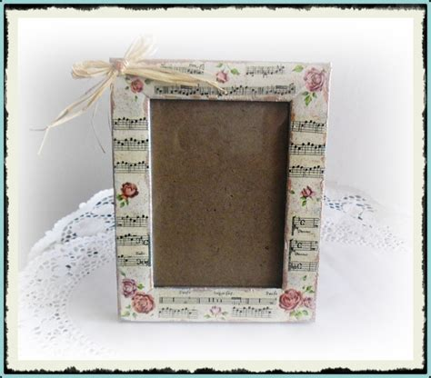 decoupage picture frame decoupage photo frame decoupage fever my decoupage