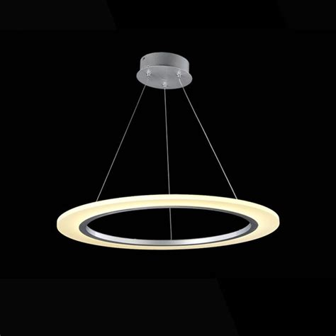 in pendant light fixtures ring led pendant light modern hanging lights ls