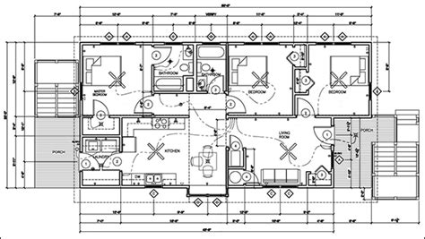 floor plan blueprint easy home blueprint software cad pro