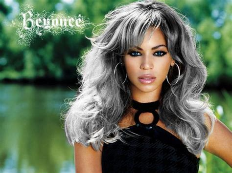 how to get gorgeous salt and pepper hair salt n pepper hairstyles styles 25 gorgeous beyonce hair