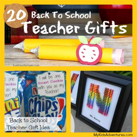 stuff to make for gift 20 back to school gifts to make with your