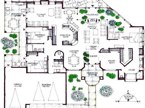 modern houses floor plans modern home designs floor plans modern house plans