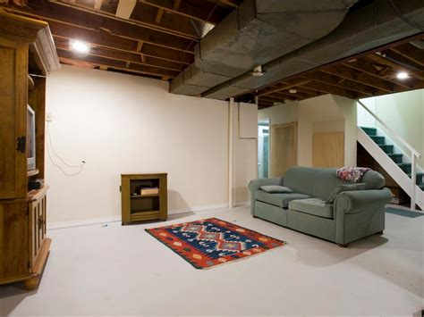 how to turn a basement into a bedroom basement renovation transforms a cold space into a warm