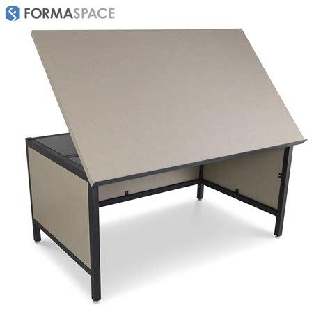 desk with drafting table drafting table drafting desk formaspace