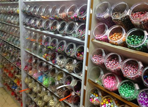 bead warehouse tao yuan bead store sham shui po glass metal