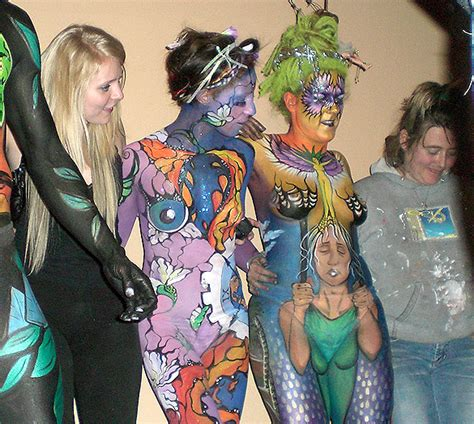 the painting fashion show painting shows