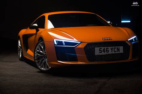 Best Car Wallpapers In Color by Audi R8 Orange Colour Hd Wallpapers X Auto