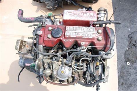 Daihatsu Diesel Engine by Daihatsu 660cc Engine Daihatsu Charade G200 1300cc Hc E