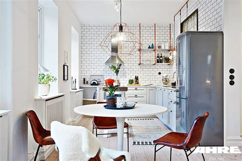 swedish homes interiors home that converges shape with functionality decoholic