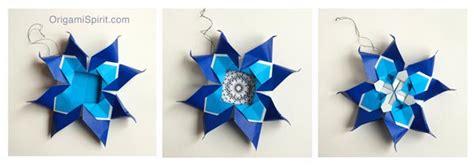 origami browser make a meditative quilt easy paper ornament