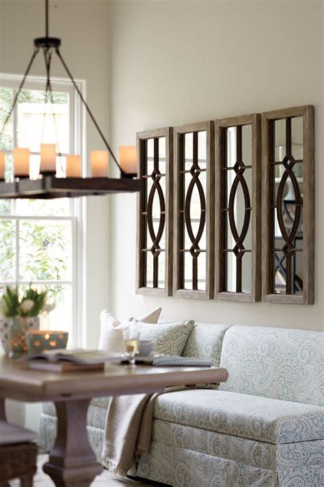 mirror decoration 25 best ideas about dining room wall decor on