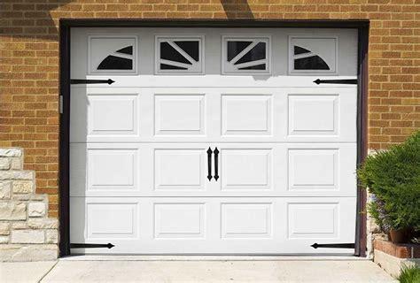 decorative garage door accents decorative magnetic garage accents classic spade
