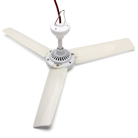 battery powered outdoor ceiling fan dc12v 5w 3 leaves plastic mini ceiling fan with brushless