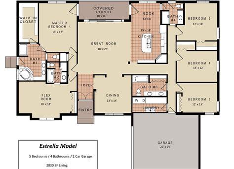 3 bedroom home floor plans 3 bedroom house floor plans with models modern house plan modern house plan