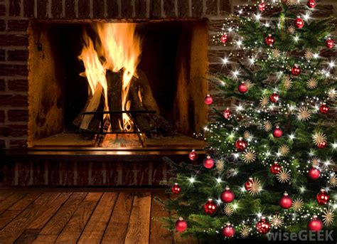 where to place a tree tree by fireplace myideasbedroom