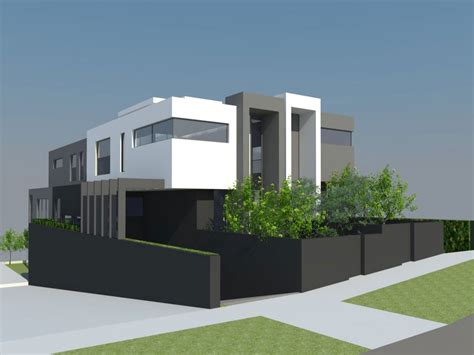 modern duplex house plans taking a look at modern duplex house plans modern house