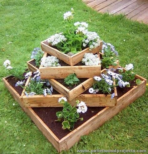outdoor gardening ideas patio projects with wooden pallets pallet wood projects