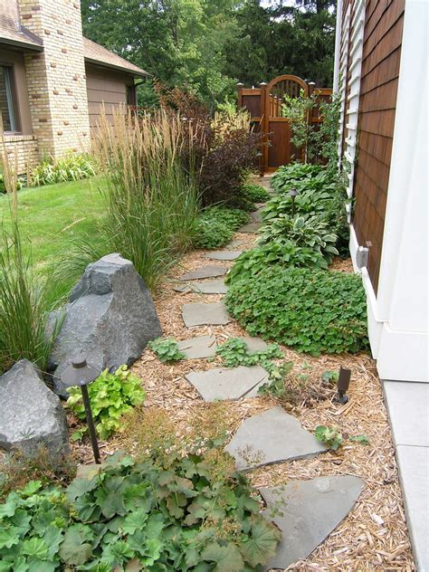 Garden Yard Ideas Front Yard Landscaping Ideas Landscape Traditional With