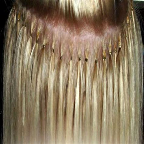 bead hair extensions what s the best type of hair extensions for coloured hair