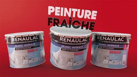 brico d 233 p 244 t peinture acrylique renaulac murs et plafonds blanc mat