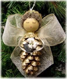 pine cone ornaments to make pinecone ornaments to make
