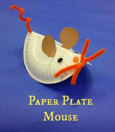 mouse craft for 1000 images about pre school on paper plates