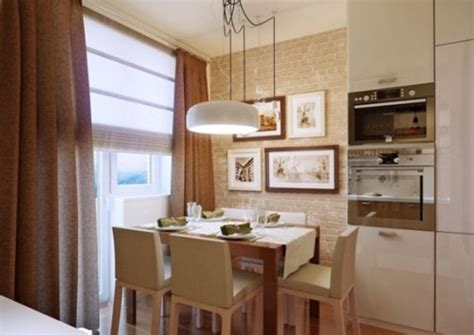 Interior Design For Kitchen And Dining 15 dise 241 os de comedor y cocina juntos para espacios peque 241 os