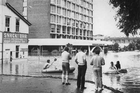 rubber st sydney historic photos of brisbane s 1974 floods