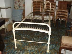 vintage hospital bed frame vintage hospital bed frame antique hospital bed sized